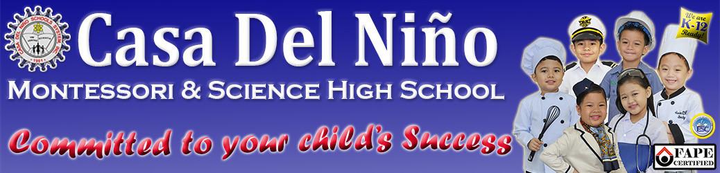 Casa Del Niño Schools System Inc.